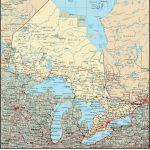 Large Ontario Town Maps For Free Download And Print | High   Free Printable Map Of Ontario