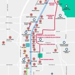 Las Vegas Monorail & Tram Map | Vegas Vacation In 2019 | Las Vegas   Free Printable Las Vegas Coupons 2014