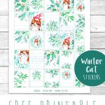Last Minute Diy: Free Printable Gift Tags, Stickers & Cards — Evydraws   Free Printable Personal Cards