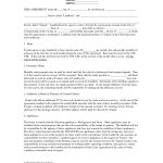Lease Agreement Form Free   Free Landlord Tenant Lease Agreement   Blank Lease Agreement Free Printable