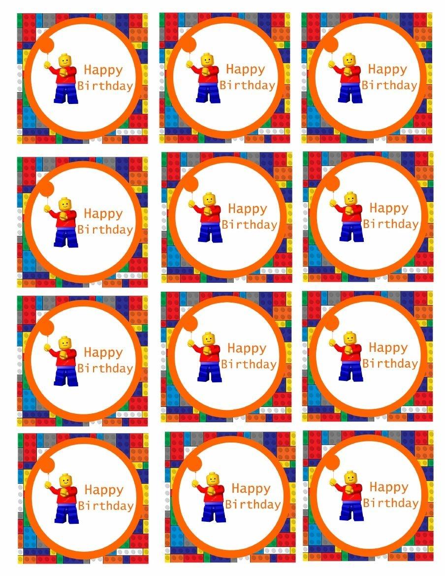 Lego Cupcake Toppers | Scribd | Lego Lego Lego In 2019 | Lego - Free Printable Lego Cupcake Toppers