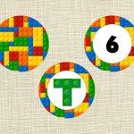 Lego+Cupcake+Topper+Printables | Kid Stuff | Lego Cupcakes, Lego   Free Printable Lego Cupcake Toppers