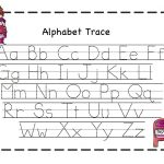 Letter Tracing Sheets Printable | Pre School | Alphabet Tracing   Free Printable Alphabet Tracing Worksheets For Kindergarten