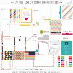 Live Free : Love Life » 73 Free Printable Journal Cards | Misstiina   Free Printable Personal Cards