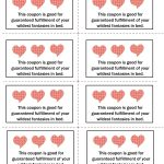 Love Coupon Template Microsoft Word | Examples And Forms   Free Sample Coupons Printable