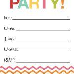 Lovely Free Printable Birthday Invitation Templates For Adults | Www   Free Printable Birthday Graph