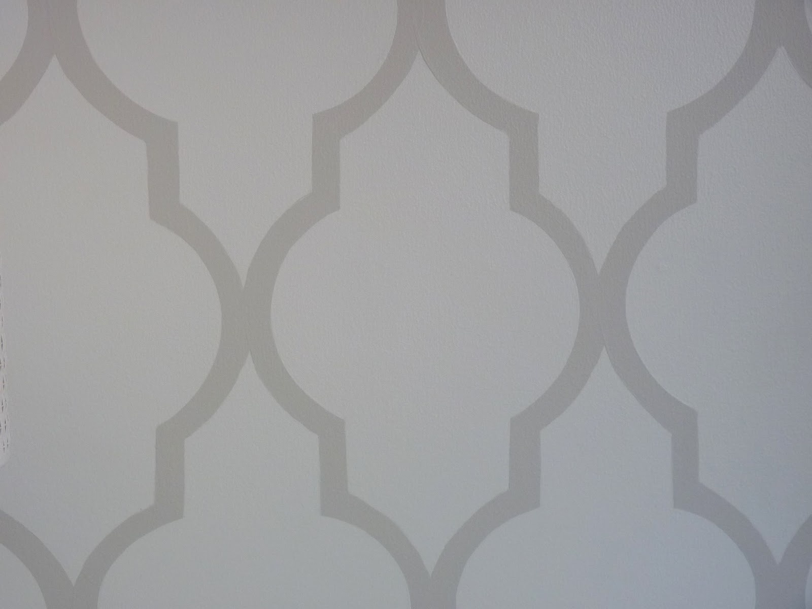 Lovely Free Printable Moroccan Wall Stencils   Www.pantry-Magic - Free Printable Moroccan Wall Stencils