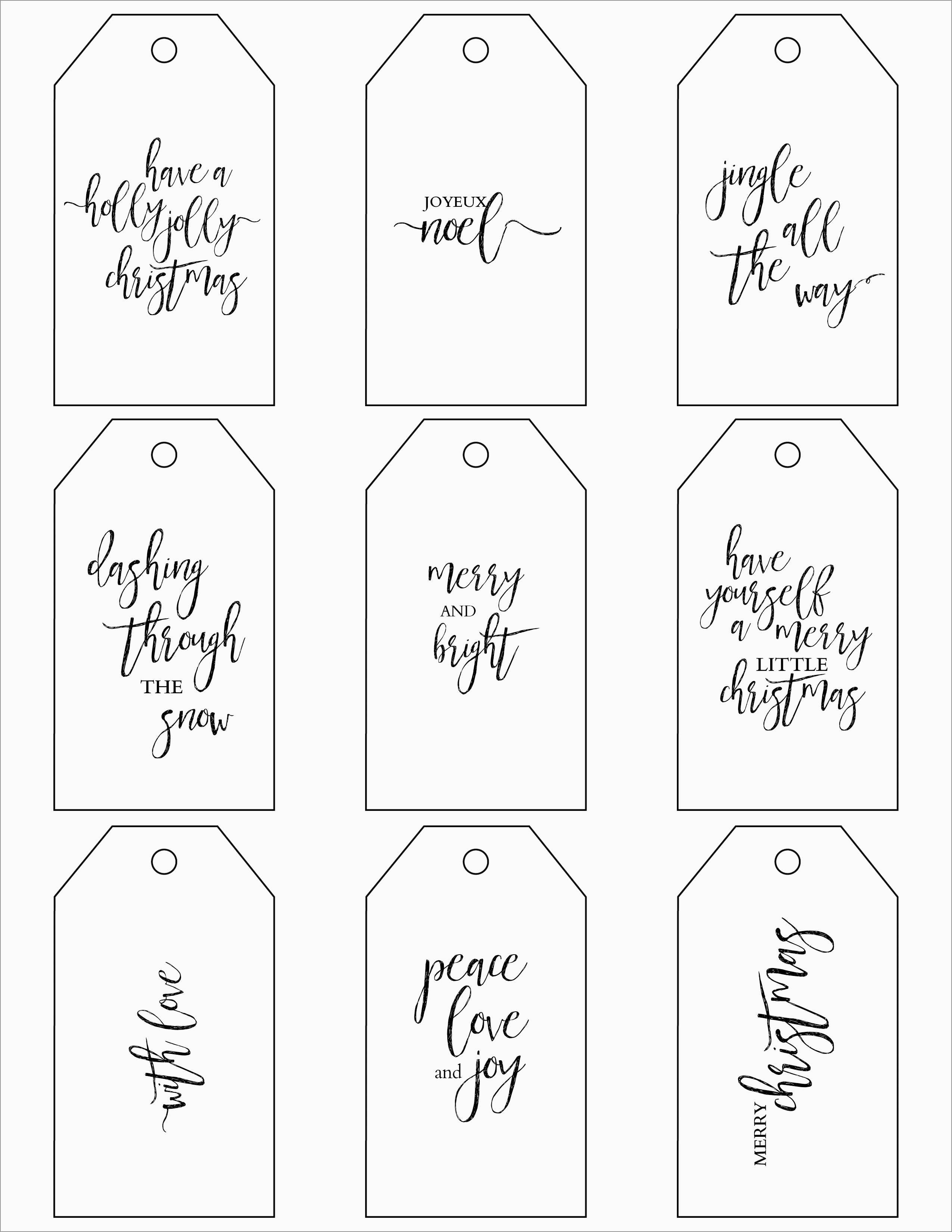 Luxury Free Printable Gift Tag Templates For Word | Best Of Template - Free Printable Gift Tag Templates For Word