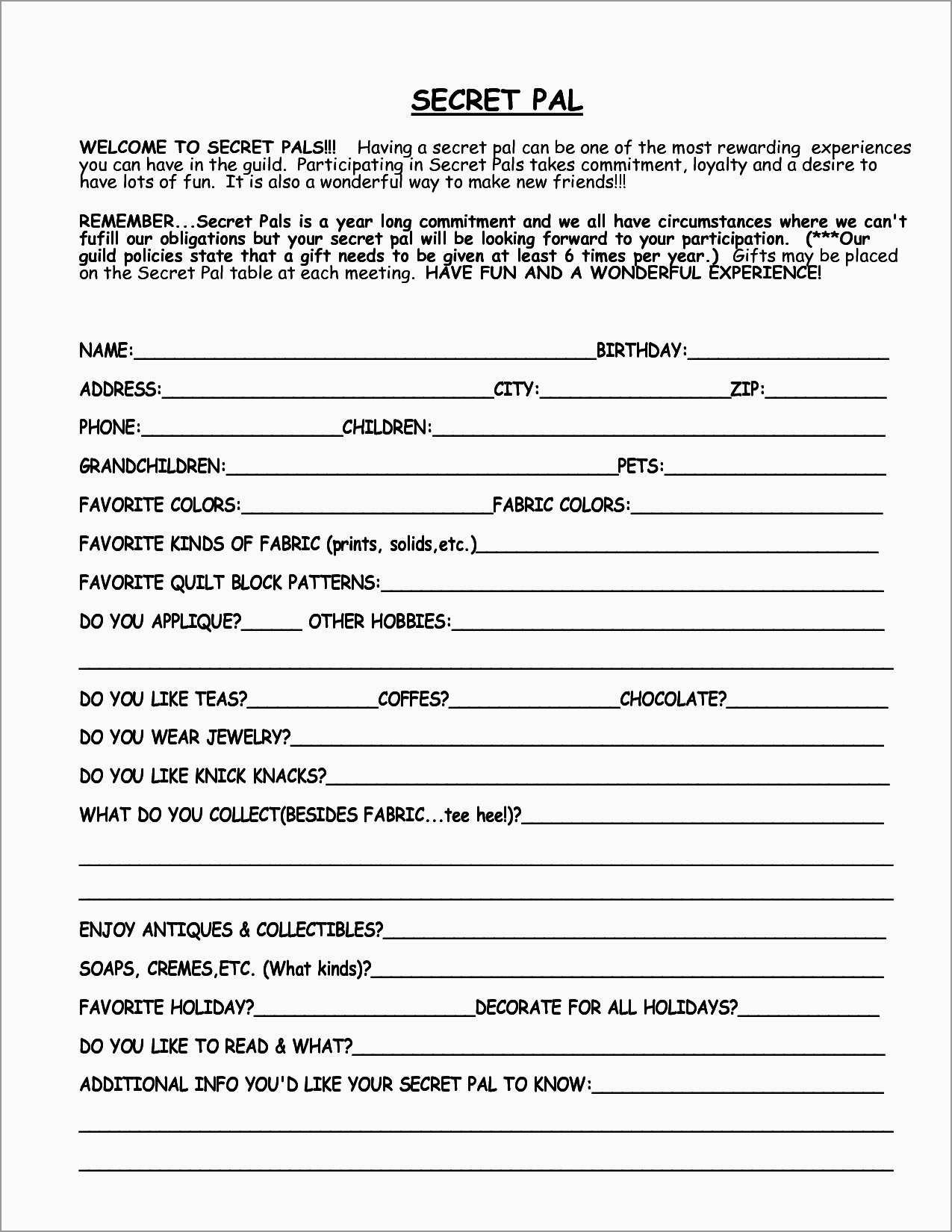 Luxury Free Printable Survey Template | Best Of Template - Make A Printable Survey Free