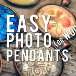 Make Glass Photo Pendants   Easy How To Cabochon Necklace   Youtube   Free Printable Cabochon Templates
