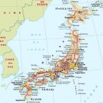 Maps Of Japan | Detailed Map Of Japan In English | Tourist Map Of   Free Printable Map Of Japan