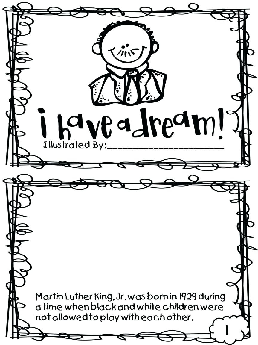 Martin Luther King Jr Pictures To Print Martin King Jr Day Coloring - Free Printable Martin Luther King Jr Worksheets