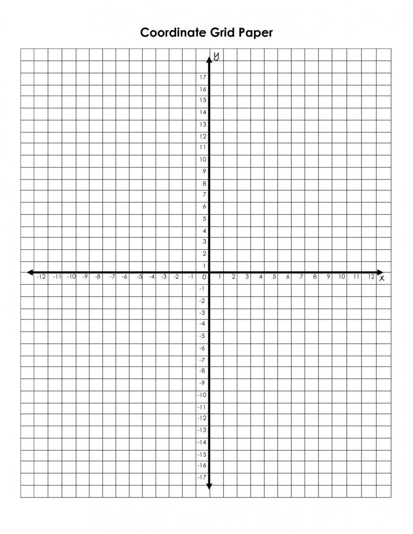 Math : Best Photos Of 4 Coordinate Grids With Numbers Grid Math - Free Printable Coordinate Graphing Pictures Worksheets