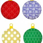 Measuredthe Heart: Printable Christmas Ornaments | Skin Care   Free Printable Christmas Ornament Patterns