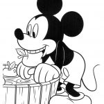 Mickey Mouse Coloring Pages   Free Coloring Pages   Free Printable Minnie Mouse Coloring Pages