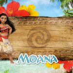 Moana: Free Printable Invitations.   Oh My Fiesta! In English   Free Moana Printable Invitations