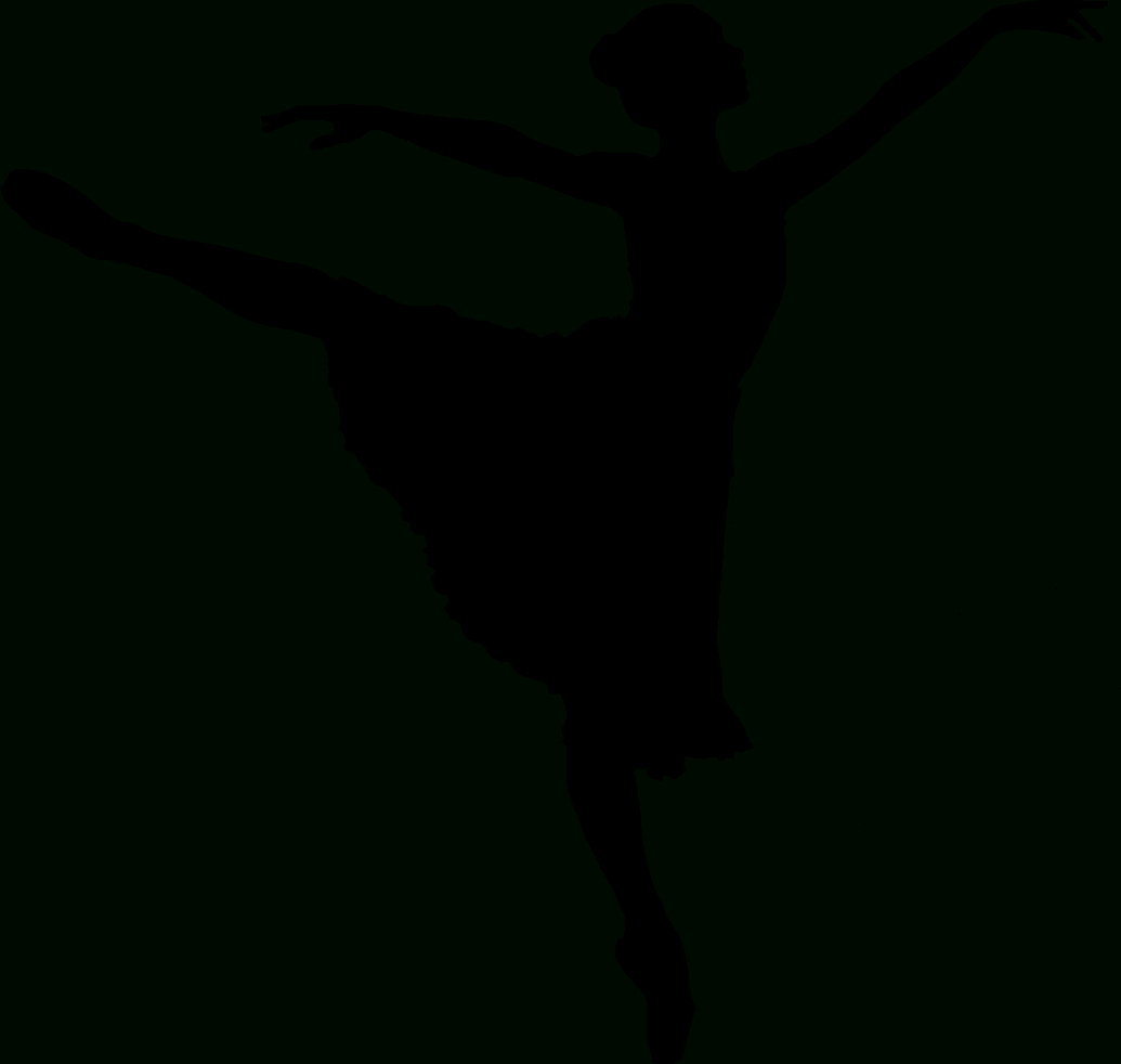 Modern Dancer Silhouette Clipart Panda Free Clipart Images | Ballet - Free Printable Ballerina Silhouette