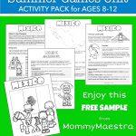 Mommy Maestra: Comprehensive Summer Games Unit & Free Printable   Free Printable Summer Games