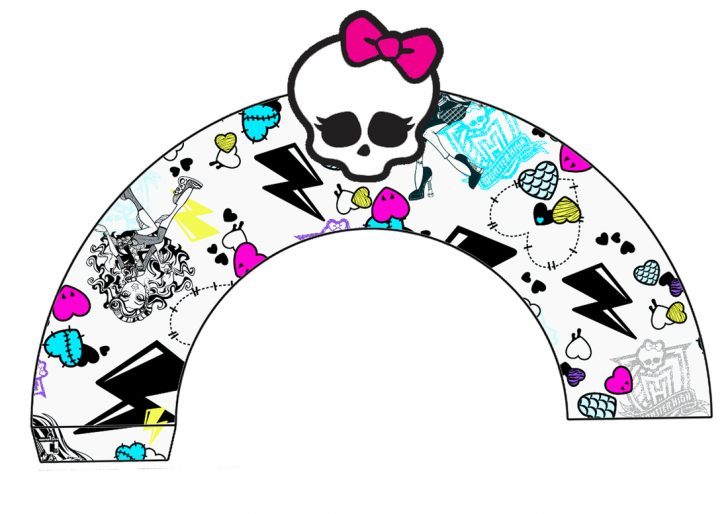 Free Printable Monster High Stickers