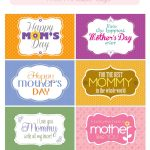 Mother's Day Free Printable Tags | *{Tcn} Freebies | Mother's Day   Free Printable Mothers Day Gifts