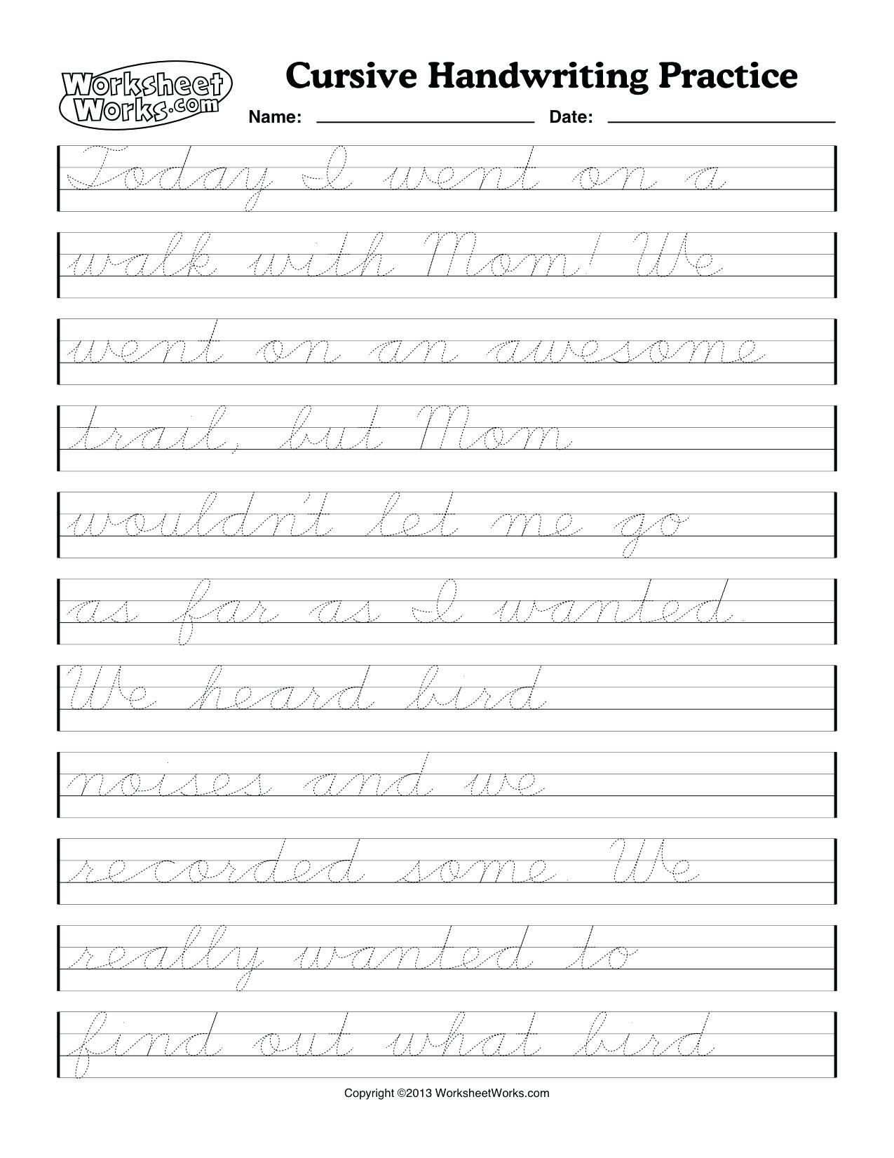 Multiplication Word Problems 4Th Grade And Cursive Writing Alphabet - Free Printable Cursive Writing Paragraphs
