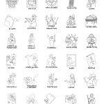 My Homeschool Printables » Timeline Figures – Volume 3   Free Printable Timeline Figures