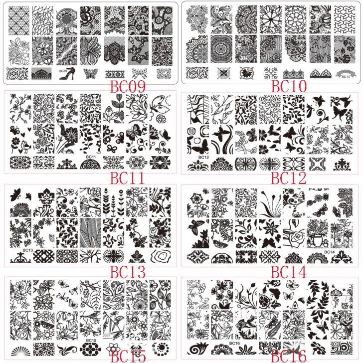 Free Printable Lace Stencil