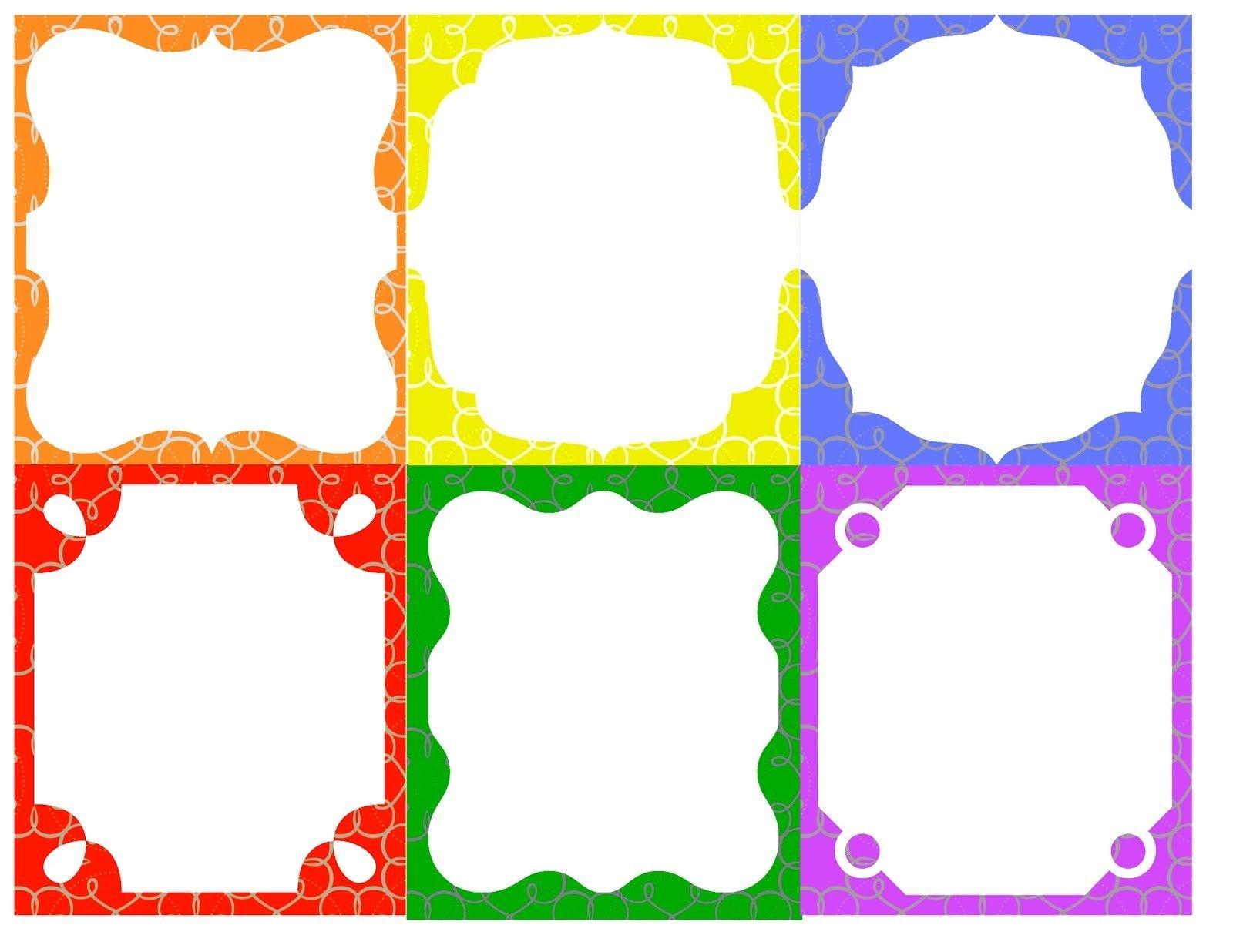 Name+Tag+Templates+Printable+For+Kids | Name Tags | Name Tag - Free Printable Name Labels For Kids