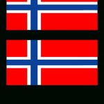 Norwegian Flag   Download This Free Printable Norwegian Template A4   Free Printable Flags From Around The World