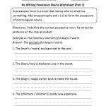 Nouns Worksheets   Possessive Nouns Worksheets   Free Printable Possessive Nouns Worksheets