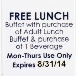 Old Country Buffet Coupon   Coupon   Old Country Buffet Printable Coupons Buy One Get One Free