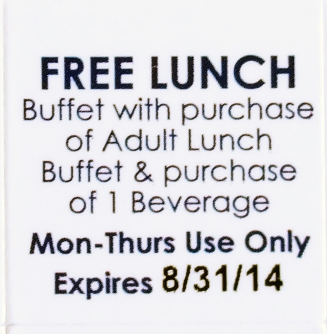 Old Country Buffet Coupon - Coupon - Old Country Buffet Printable Coupons Buy One Get One Free