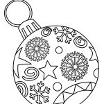 Ornaments Free Printable Christmas Coloring Pages For Kids | Paper   Free Printable Christmas Coloring Pages