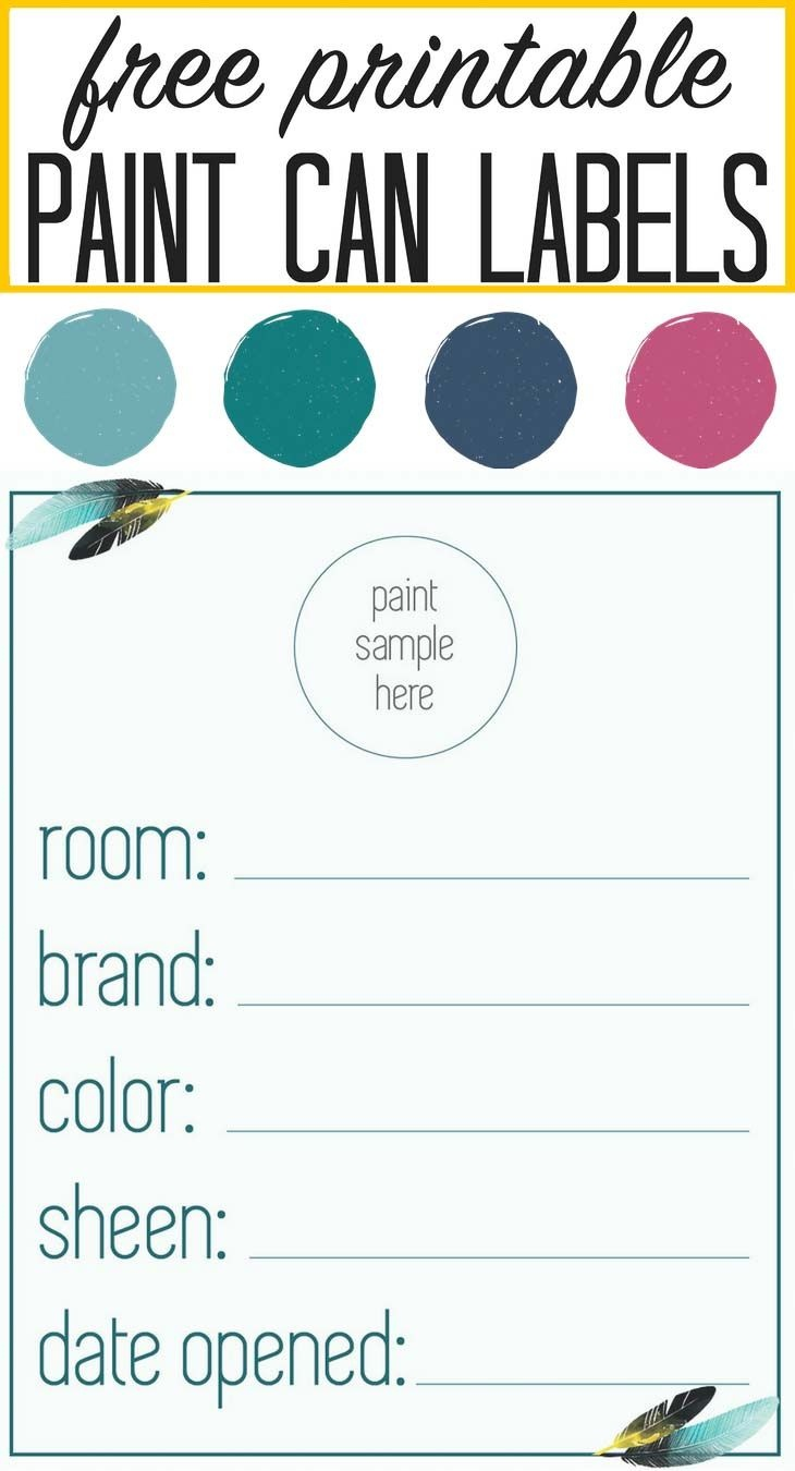 """Our """"in Living Color"""" Paint Palette 
