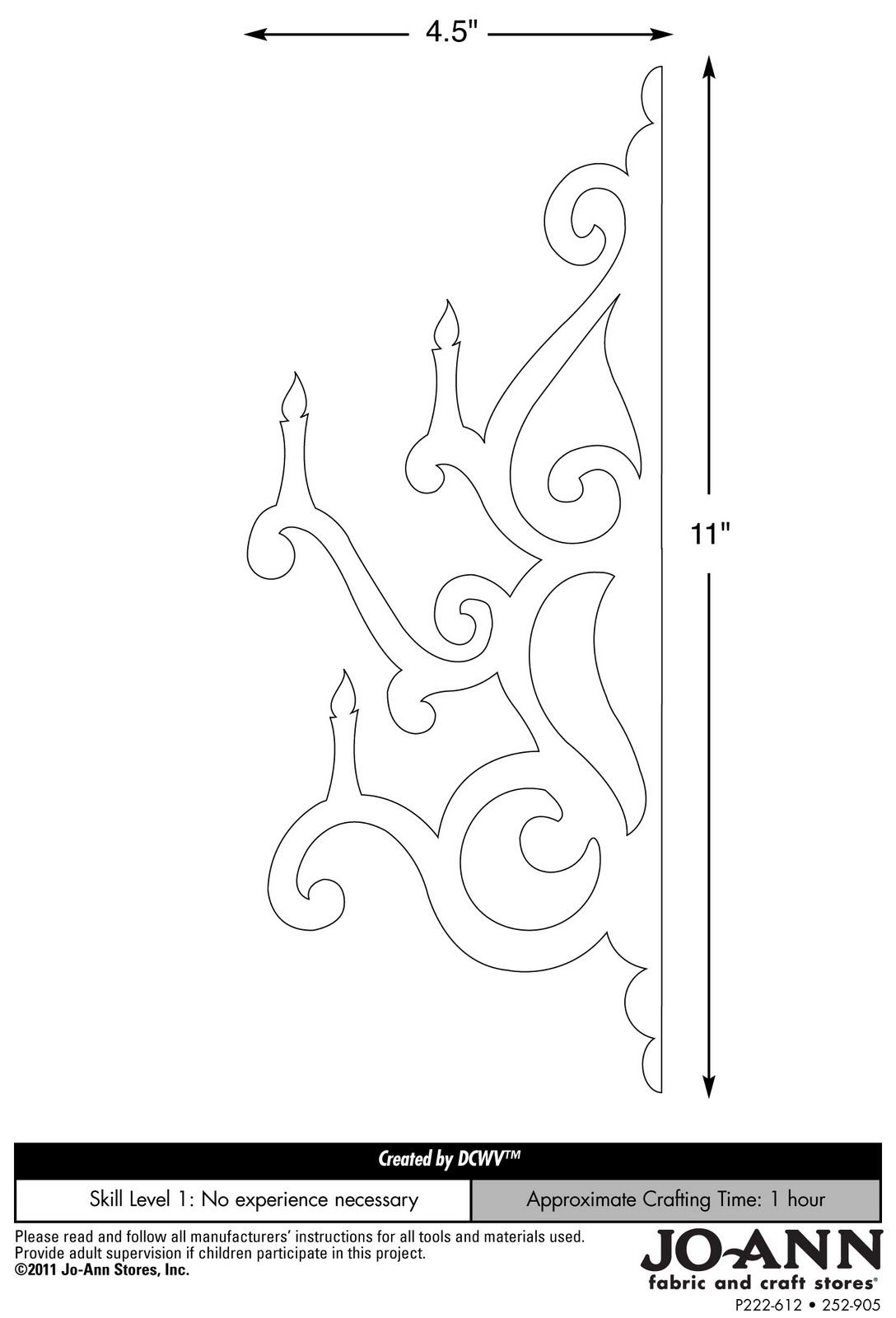 Paper Chandelier Template | Paper Party Chandelier From Jo-Ann | Jo - Free Printable Chandelier Template