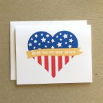 Patriotic Card, Thank You For Your Service, Veterans Day Cards   Free Printable Military Greeting Cards