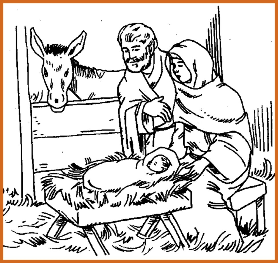 Percy Jackson And The Olympians The Percy Jackson Coloring Book - Free Printable Nativity Story Coloring Pages