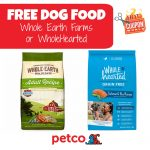 Petco: Free Wholehearted Or Whole Earth Farms Dog Food Coupon Deal   Free Printable Dog Food Coupons