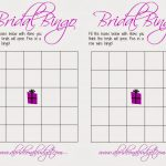 Photo : Free Printable Bridal Shower Image   Free Printable Bridal Shower Bingo