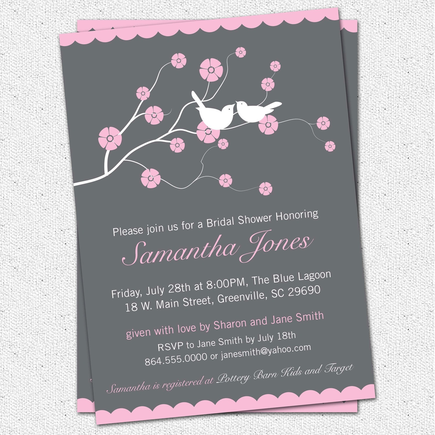 Photo : Free Printable Vintage Bridal Image - Free Printable Wedding Shower Greeting Cards