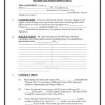 Pics Of Residential Construction Contracts | Residential   Free Printable Home Improvement Contracts