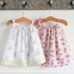 Pillowcase Dress Pattern And Size Chart | Polka Dot Chair   Free Printable Pillowcase Dress Pattern