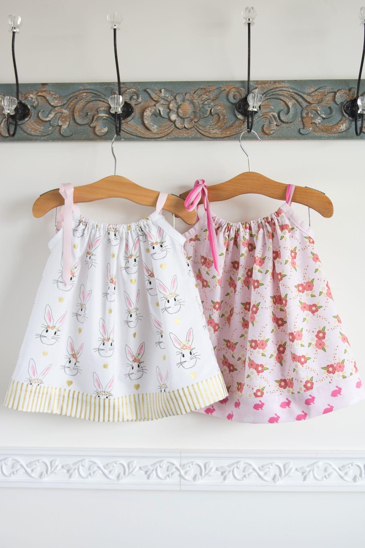 Pillowcase Dress Pattern And Size Chart | Polka Dot Chair - Free Printable Pillowcase Dress Pattern