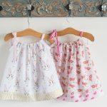 Pillowcase Dress Tutorial | Weallsew   Free Printable Pillowcase Dress Pattern
