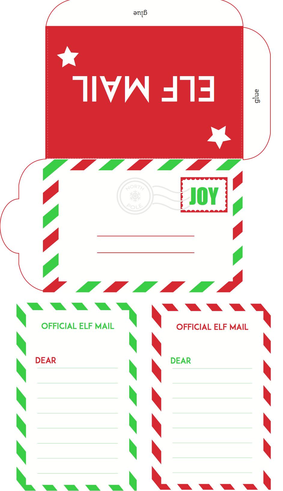 Pimp Your Elf On The Shelf – Free Printables | Take It From Mummy - Elf On The Shelf Printable Props Free
