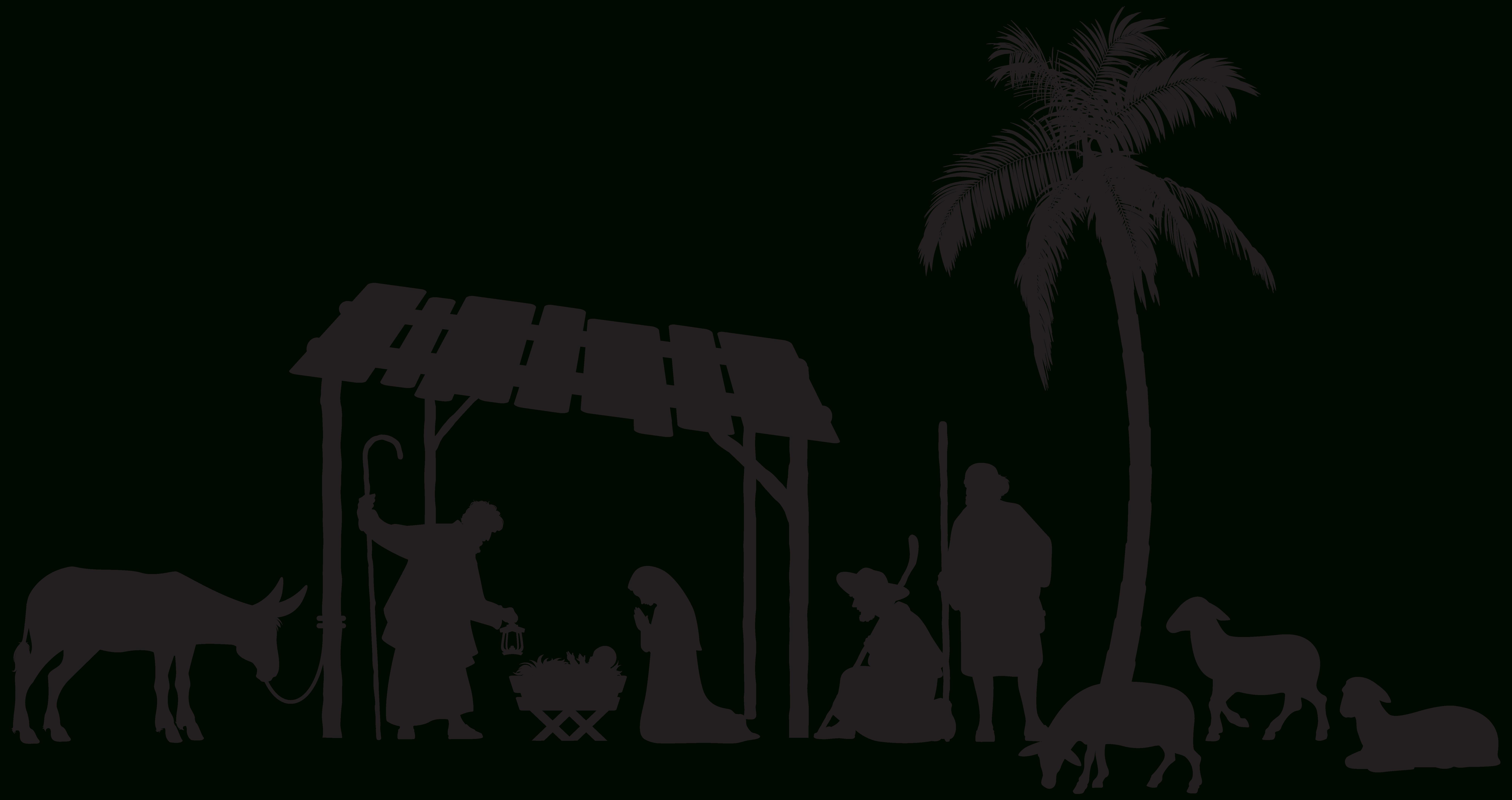 Pinalonso Cornejo On Figuras De Madera | Nativity Scene Pictures - Free Printable Nativity Silhouette