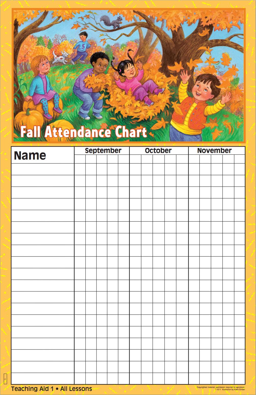 Pindonna Albertson On Children's Church | Attendance Chart - Sunday School Attendance Chart Free Printable