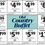 Pinned December 31St: $2 Kids, $5 Breakfast, $6 Lunch & More At Old   Old Country Buffet Printable Coupons Buy One Get One Free