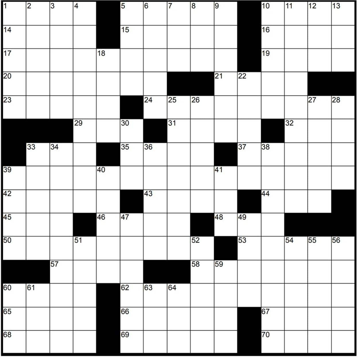 Play Free Crossword Puzzles From The Washington Post - The - Merl Reagle's Sunday Crossword Free Printable