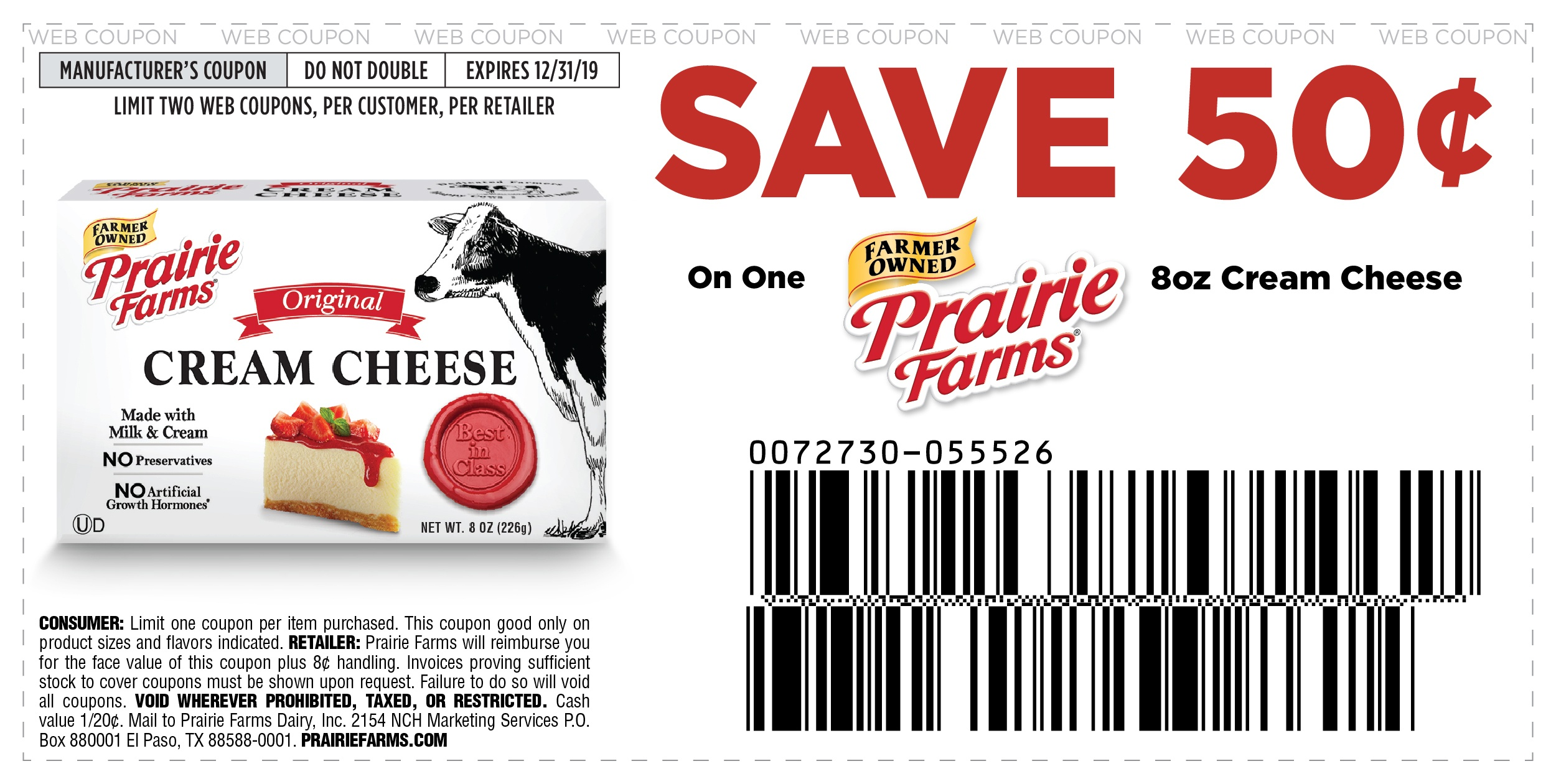 Prairie Farms Coupons, Save Now, Ice Cream, Cottage Cheese, More - Free Milk Coupons Printable